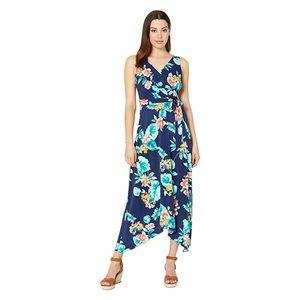 NWT Donna Morgan | Floral Matte Jersey Dress